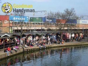 Camden Town - Regent's Canal