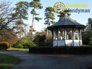 Bedford Park - Bandstand