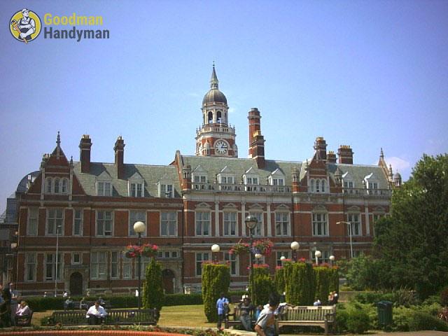 Croydon Town Hall